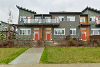Main Photo: 61 7503 GETTY Gate in Edmonton: Zone 58 Townhouse for sale : MLS®# E4157159