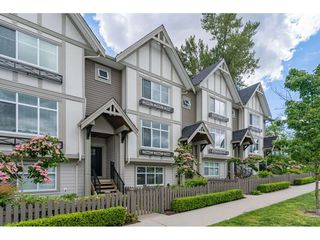 "Photo 1: 61 6591 195A Street in Surrey: Clayton Townhouse for sale in ""ZEN"" (Cloverdale)  : MLS®# R2376995"