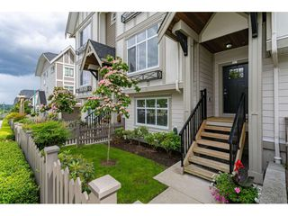 "Photo 2: 61 6591 195A Street in Surrey: Clayton Townhouse for sale in ""ZEN"" (Cloverdale)  : MLS®# R2376995"