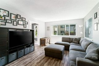 """Photo 3: 34 2986 COAST MERIDIAN Road in Port Coquitlam: Birchland Manor Townhouse for sale in """"MERIDIAN GARDENS"""" : MLS®# R2380834"""