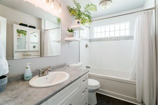 """Photo 14: 34 2986 COAST MERIDIAN Road in Port Coquitlam: Birchland Manor Townhouse for sale in """"MERIDIAN GARDENS"""" : MLS®# R2380834"""