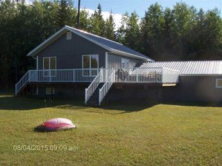 Main Photo: 24026 UPPER HALFWAY Road in Fort St. John: Fort St. John - Rural W 100th House for sale (Fort St. John (Zone 60))  : MLS®# R2381661