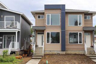 Photo 1:  in Edmonton: Zone 17 House Half Duplex for sale : MLS®# E4162940