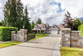 Photo 1: 95 STRONG Road: Anmore House for sale (Port Moody)  : MLS®# R2385860