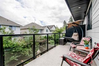 "Photo 17: 36 15177 60 Avenue in Surrey: Sullivan Station Townhouse for sale in ""EVOQUE"" : MLS®# R2386233"