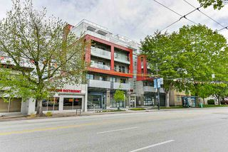 Photo 1: 383 E BROADWAY in Vancouver: Mount Pleasant VE Office for sale (Vancouver East)  : MLS®# C8025567