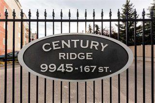 Photo 20: 315 9945 167 Street in Edmonton: Zone 22 Condo for sale : MLS®# E4176633