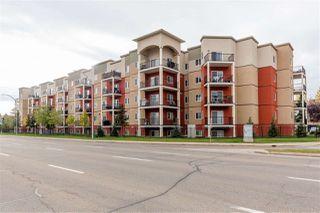 Photo 1: 315 9945 167 Street in Edmonton: Zone 22 Condo for sale : MLS®# E4176633