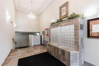 Photo 3: 315 9945 167 Street in Edmonton: Zone 22 Condo for sale : MLS®# E4176633