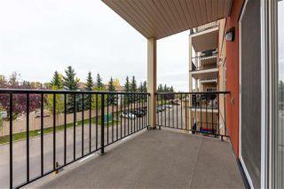 Photo 17: 315 9945 167 Street in Edmonton: Zone 22 Condo for sale : MLS®# E4176633
