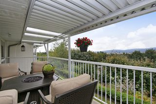 "Photo 18: 12 35035 MORGAN Way in Abbotsford: Abbotsford East Townhouse for sale in ""Ledgview Terrace"" : MLS®# R2432989"