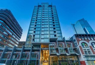 "Photo 1: 606 1133 HORNBY Street in Vancouver: Downtown VW Condo for sale in ""ADDITION LIVING"" (Vancouver West)  : MLS®# R2435842"