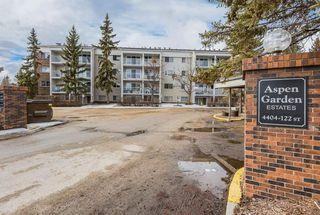 Main Photo: 222 4404 122 Street in Edmonton: Zone 16 Condo for sale : MLS®# E4188384