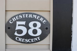Photo 44: 58 Chestermere Crescent: Sherwood Park House for sale : MLS®# E4191131