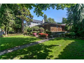 Photo 1: 1736 West 37th Ave. in Vancouver: Shaughnessy House for sale (Vancouver West)  : MLS®# V1122225