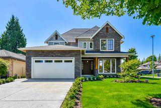 Main Photo: 14862 21B Avenue in Surrey: Sunnyside Park Surrey House for sale (South Surrey White Rock)  : MLS®# R2462757