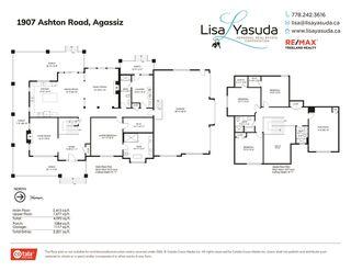 Photo 40: 1907 ASHTON Road: Agassiz House for sale : MLS®# R2464301