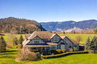 Photo 1: 1907 ASHTON Road: Agassiz House for sale : MLS®# R2464301