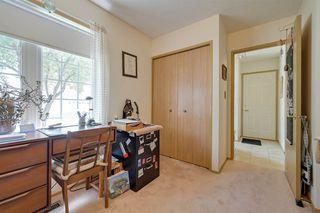 Photo 27: 58 9704 165 Street in Edmonton: Zone 22 Townhouse for sale : MLS®# E4206773