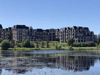 Photo 1: 227 6083 MAYNARD Way in Edmonton: Zone 14 Condo for sale : MLS®# E4207615