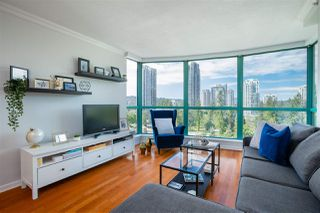 Photo 7: 1202 3071 GLEN DRIVE in Coquitlam: North Coquitlam Condo for sale : MLS®# R2478406