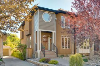 Main Photo: 729 23 Avenue NW in Calgary: Mount Pleasant Semi Detached for sale : MLS®# A1031696