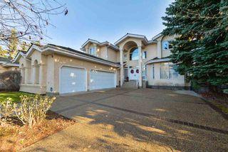 Photo 1: 421 OSBORNE Crescent in Edmonton: Zone 14 House for sale : MLS®# E4219837