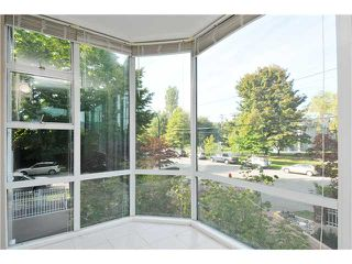 """Photo 5: 203 2020 HIGHBURY Street in Vancouver: Point Grey Condo for sale in """"HIGHBURY TOWERS"""" (Vancouver West)  : MLS®# V913658"""
