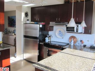 "Photo 3: 702 1581 FOSTER Street: White Rock Condo for sale in ""SUSSEX HOUSE"" (South Surrey White Rock)  : MLS®# F1202250"