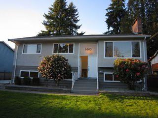 Photo 15: 1663 COQUITLAM Avenue in port coquitlam: Glenwood PQ House for sale (Port Coquitlam)  : MLS®# V940800