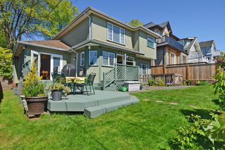 Photo 15: 4264 West 13th Avenue in Vancouver: Home for sale : MLS®# V1005313