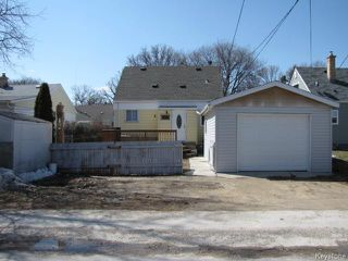 Photo 13: 417 Marjorie Street in WINNIPEG: St James Residential for sale (West Winnipeg)  : MLS®# 1407325