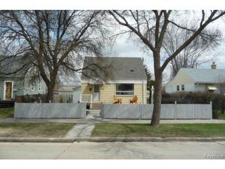 Photo 1: 417 Marjorie Street in WINNIPEG: St James Residential for sale (West Winnipeg)  : MLS®# 1407325
