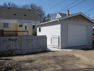 Photo 14: 417 Marjorie Street in WINNIPEG: St James Residential for sale (West Winnipeg)  : MLS®# 1407325