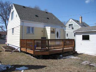 Photo 12: 417 Marjorie Street in WINNIPEG: St James Residential for sale (West Winnipeg)  : MLS®# 1407325
