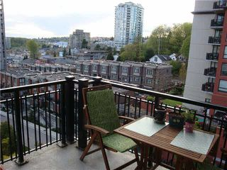 "Photo 9: 801 813 AGNES Street in New Westminster: Downtown NW Condo for sale in ""NEWS"" : MLS®# V1085074"