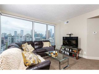 Photo 7: 1007 817 15 Avenue SW in Calgary: Connaught Condo for sale : MLS®# C3637228
