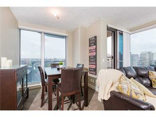 Photo 9: 1007 817 15 Avenue SW in Calgary: Connaught Condo for sale : MLS®# C3637228