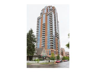 Photo 1: 1007 817 15 Avenue SW in Calgary: Connaught Condo for sale : MLS®# C3637228