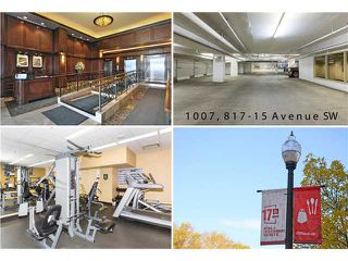 Photo 20: 1007 817 15 Avenue SW in Calgary: Connaught Condo for sale : MLS®# C3637228