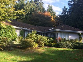 Photo 1: 6020 COLLINGWOOD Street in Vancouver: Southlands House for sale (Vancouver West)  : MLS®# V1092010