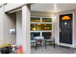 "Photo 15: 17 1350 W 6TH Avenue in Vancouver: Fairview VW Townhouse for sale in ""PEPPER RIDGE"" (Vancouver West)  : MLS®# V1094949"