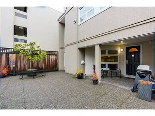 "Photo 13: 17 1350 W 6TH Avenue in Vancouver: Fairview VW Townhouse for sale in ""PEPPER RIDGE"" (Vancouver West)  : MLS®# V1094949"