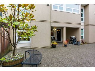 "Photo 14: 17 1350 W 6TH Avenue in Vancouver: Fairview VW Townhouse for sale in ""PEPPER RIDGE"" (Vancouver West)  : MLS®# V1094949"