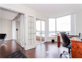 "Photo 12: 1505 1065 QUAYSIDE Drive in New Westminster: Quay Condo for sale in ""QUAYSIDE TOWER II"" : MLS®# V1106783"