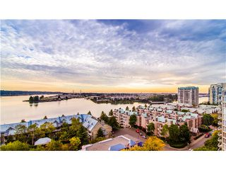 "Photo 15: 1505 1065 QUAYSIDE Drive in New Westminster: Quay Condo for sale in ""QUAYSIDE TOWER II"" : MLS®# V1106783"