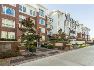 "Photo 1: 407 9388 MCKIM Way in Richmond: West Cambie Condo for sale in ""MAYFAIR PLACE 2"" : MLS®# V1109942"