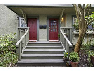 Photo 3: 185 W 13TH Avenue in Vancouver: Mount Pleasant VW Townhouse for sale (Vancouver West)  : MLS®# V1112969