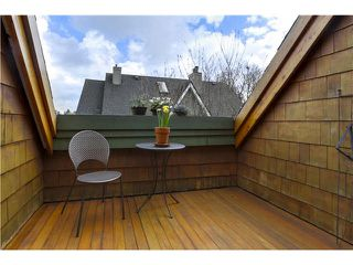Photo 13: 185 W 13TH Avenue in Vancouver: Mount Pleasant VW Townhouse for sale (Vancouver West)  : MLS®# V1112969