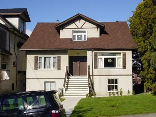 Main Photo: 2625 West 1st Avenue: House for sale (Kitsilano)